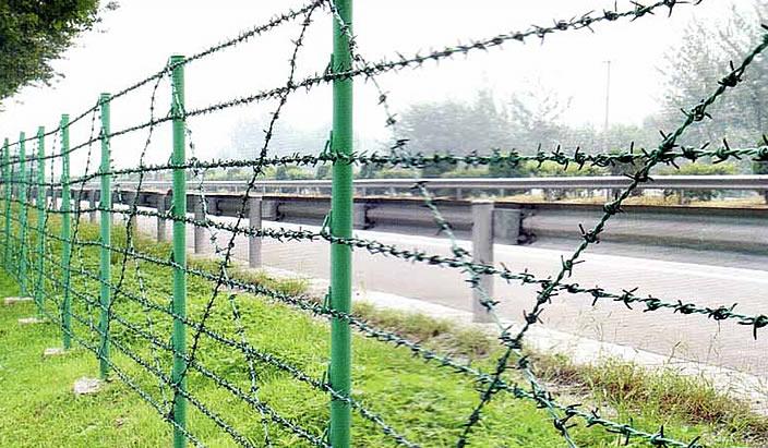 dikenli tel çit fiyatları