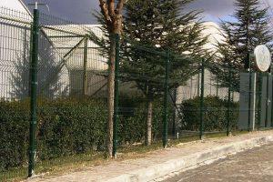 Adana Panel Çit Uygulamaları-3