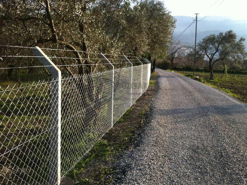 adanada tel örgü tel çit panel çit yapan firmalar